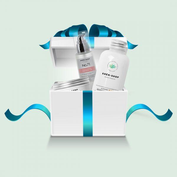csomag, egyedi csomag, csomag válogatás, natúrkozmetikum, krém, krémshop, testápoló, arckrém, szérum, vegán